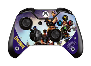 Game Fortnite Skin Sticker Decal Vinyl Cover for Microsoft Xbox One Game Controller