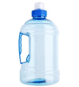 سعة كبيرة 1l كبيرة رياضة رياضة تدريب حزب شرب زجاجة المياه الجري تجريب زجاجة المياه