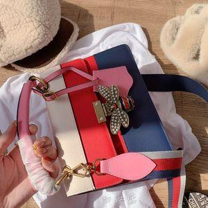Unicolore Véritable épaule Sac à main en cuir Sacs Femme Bucket Portable Oblique Satchel Femmes Filles Haute Qualité Mode Paquet Femme