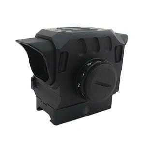 Taktische DI EG1 Optical Red Dot Zielfernrohr 1.5 MOA Holographic Sight für 20mm Schiene Jagd Scope Schwarz