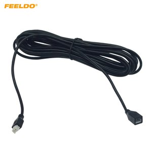 Feeldo 4,5 metri 2Pin estesa Cable Wire Per sensore di parcheggio # 1766