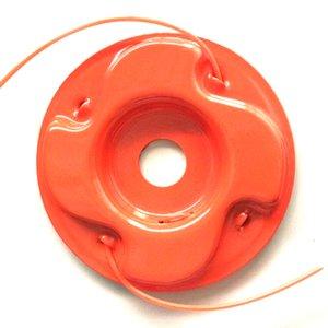 1 Pc Trimmer cabeça da ferramenta ferro Prime Bump Cordas Jardim Trimmer cabeça para Lawn Mower