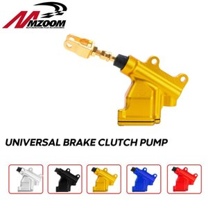 Motorcycle Accessories Universal Rear Foot Brake Master Cylinder Hydraulic Brake Pump for Motorcycle Sport Dirt Bike Pit Qua ATV