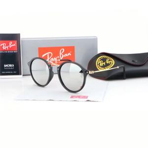 nnngghet ethdjkgcfh 2019 clásico de alta calidad gafas de sol piloto diseñador de la marca para mujer para hombre Gafas de sol Gafas Metal Vidrio Lenses1885