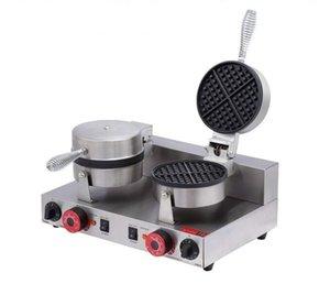 Double couche équipement de transformation des aliments d'oeufs contrôle précis de la température de chauffage du tube de chauffage