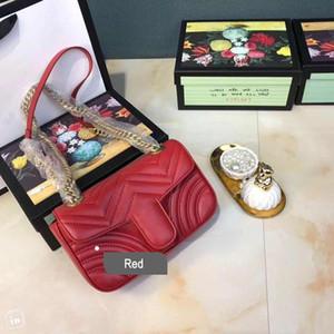 De alta calidad de Moda Amor corazón V Patrón de Onda Satchel Diseñador Bolso de Hombro de la Cadena Bolso de Lujo Crossbody Monedero de la Señora bolsas de mano