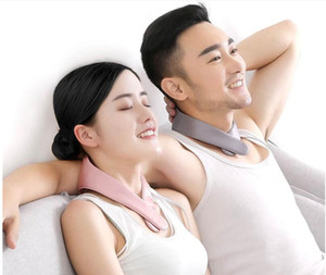 Xiaomi originale PMA grafene massaggio del collo della famiglia Ufficio Resto aiuti portatile materiale di seta traspirante copertura Dormire con la scatola al minuto 3009502