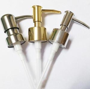 2.5cm Sabunluk El Yıkama Şişe Kapak Basın Pompası Plastik Sıvı Sabun Nozul Banyo Aksesuarları Dağıtıcı Kapaklar 2000pcs IIA65