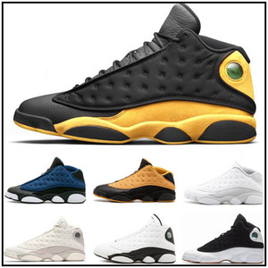 13 Cap and Gown 13s Black men retro kids basketball shoes Atmosphere Grey GS Terracotta Blush XIII OG mens bred sports Sneakers Athletics