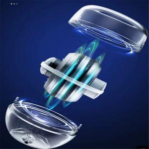 Grip braccio forza sfera del polso auto-avviamento luminosa eccellente giroscopio No Power Light sfera del polso del braccio ginnico rinforzo del LED con velocità del dispositivo