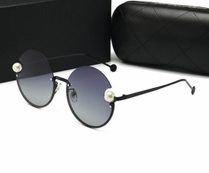 Yeni bayan polarize güneş gözlüğü lüks kadın çerçeve olmadan ultra-hafif rahat güneş gözlüğü anti-uv güneş gözlüğü yüksek kalite gözlük 2183