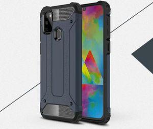 Para Samsung Galaxy M30S Funda de lujo colorida original linda delgada pegatina de plástico duro TPU funda para Samsung Galaxy M30S