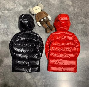 hot sale duck down Girl down jacket children designer clothing warm and comfortable classic long A-line Down Coat SIZE 100-160