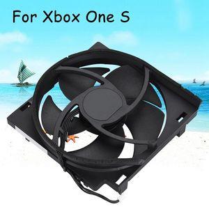 Замена внутреннего вентилятора охлаждения 5 лопастей 4 Pin Cooler Heat для Xbox ONE S Слим