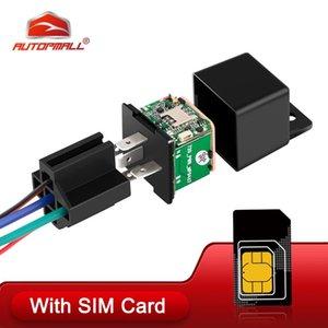 Actualizado MV730 !!! Relé de GPS del perseguidor del coche 10-40V corte de combustible ACC Tow Car Alarm Locator vibración Alerta de exceso de velocidad libre de APP