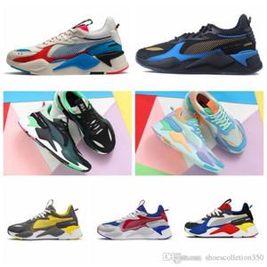 Puma RS-X Avec boîte RS-X Toys pour hommes chaussures de course pour hommes baskets baskets femmes jogging femmes sport entraîneurs femmes garçons chaussures fille