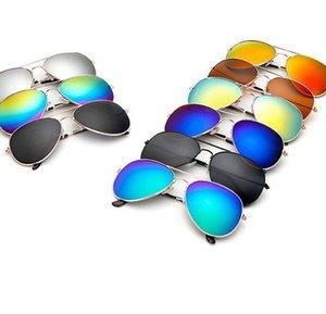안경 KKA7838 운전 선글라스 개구리 고글 남녀 성인 반사 레트로 빈티지 야외 개구리 선글라스 안경 스포츠