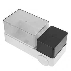 Toilet Paper stand montado na parede Toilet Paper Titular Tissue Dispenser Box Tissue rack Dispenser