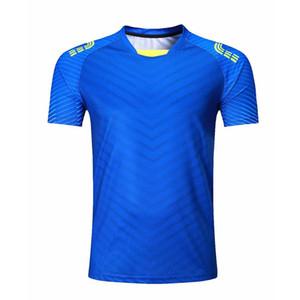 Maglietta da golf da tennis da uomo Maglietta da golf per sport all'aria aperta Abbigliamento sportivo da running T-shirt sportiva da allenamento T-shirt da calcio Badminton