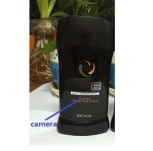Erkekler Deodorantı Sopa Banyo Kamera DVR