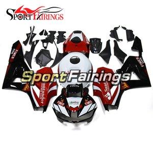 Carénages complets pour Honda CBR600RR 2013 - 2018 CBR600 RR 13 14 15 16 17 18 Couvre kit corps en plastique ABS injection couvre la coque rouge noir blanc