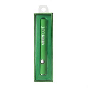 USB 충전기 DHL 무료로 가변 전압 예열 스마트 카트 배터리 그린 스마트 카트 380mAh 510 스레드 배터리 전자 담배 배터리