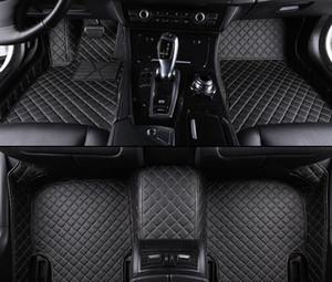 tapetes do carro para Mercedes Benz todos os modelos de E C ABL GLE GL CLA ML GLK CLS S R A B CLK SLK L GLS GLC vito viano