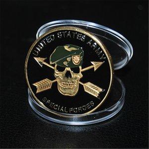 * FORZE SPECIALI * Stand United States Army sfida Coin Coin LIBERO E MARCA