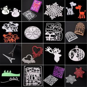 Taglio dei metalli Dies Stencil Scrapbooking goffratura Card Making Die Paper Craft