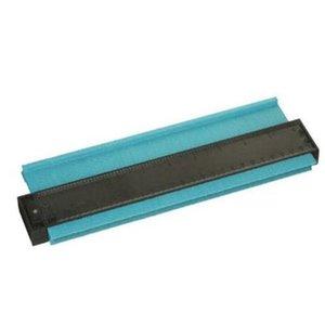 Plastica stabile e durevole materiale può essere utilizzato per misurare la forma degli oggetti irregolari irregolare Profiling Gauge