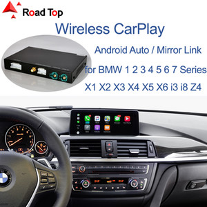 Wireless CarPlay for BMW Car NBT System 1 2 3 4 5 7 Series X1 X3 X4 X5 X6 MINI F56 F15 F16 F25 F26 F48 F01 F10 F11 F22 F20 F30 F32