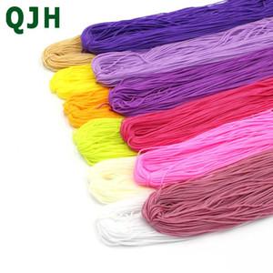 Super Value 250g / 10pcs QJH Mão Crochet Linha Slipper Bag Almofada Boneca linha oco Handwork Crochet Mercerized Woven Tópico