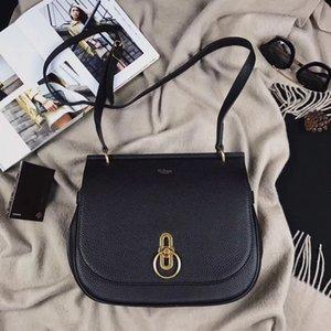 sacchetto di modo signora ms delle donne singolo sacchetto di spalla di baotou portatile strato di pelle bovina una spalla di cuoio usurato nuova catena bag MULBE