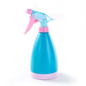 Рука давления лейки Для растений Регулируемая Candy Color Лейка Non-Slip Полив бутылки Прочный пластиковый опрыскиватель DBC DH1177