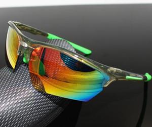 Discount 2019 nouvelles lunettes Lunettes hommes femmes lunettes polarisantes vélo, VTT vent de sable Lunettes de soleil, lunettes de soleil en plein air Alpinisme
