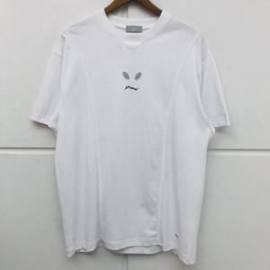 3M réfléchissant Adererror T-shirt Homme Femme de haute qualité diagonale surpiqures T-shirts Space Invasion T shrit erreur Ader