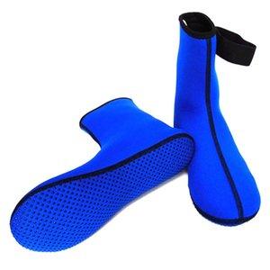 1 par de natación Mar Scuba Diving calcetines calcetines Traje de evitar que se raye calentamiento Snorkel Beach Calcetines Botas Zapatos de Aqua 3.
