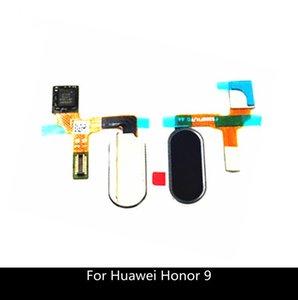 Оригинальный Датчик Отпечатков Пальцев Гибкий Кабель Для Huawei Honor 9 Главная Кнопка Меню Гибкий Кабель Замена Запасных Частей