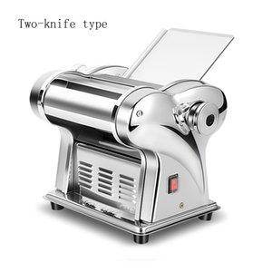 Aço inoxidável Pasta Making Machine Noodle Automatic Criador Comercial Elétrica Início uso Spaghetti Pasta Cortador Máquina de preço