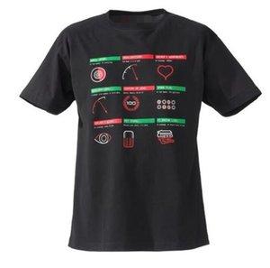 Personalizzata nuova F1 Formula Uno manica corta T-Shirt 2011 McLaren MP4-26 casual girocollo Quick Dry T