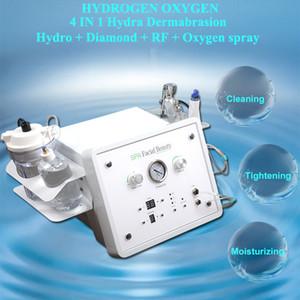 Appareil de nettoyage du visage mésothérapie hydrafaciale hydro peel eau dermabrasion oxygène soin du visage jet