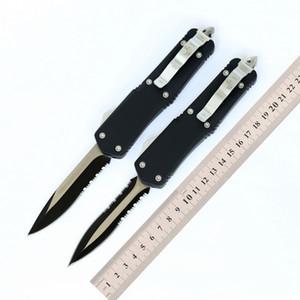 في a162 a07 mt 440c الصلب سكين الزنك الألومنيوم مقبض التخييم الصيد الصيد بقاء الذاتي defen التكتيكية سكاكين الجيب الفاكهة أدوات edc