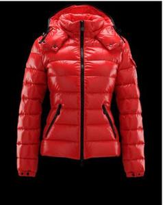 2019 겨울 다운 재킷 여성 후드 Maya Warm Coat Anorak Jackets 여성 럭셔리 Outwear 브랜드 디자이너
