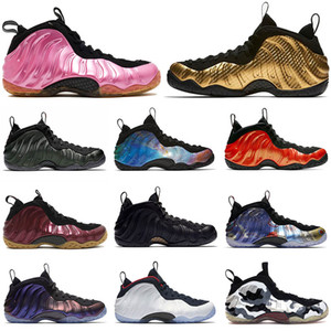 Scarpe da basket in penny rosa perlato oro metallizzato Alternative Galaxy Foam One Habanero rosso nero Rose Curry Scarpe da pallacanestro da uomo US 7-13