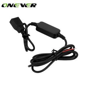 Auto-Elektronik Zubehör Auto Inverter Onever 15W Dual Voltage-USB-Adapter 12 V bis 5 V Converter-Inverter 3A Doppel-USB-Konverter
