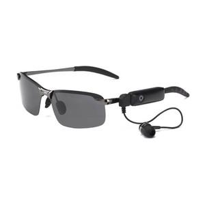 Солнцезащитные очки Гарнитура Smart Wear Очки Беспроводная гарнитура Bluetooth Гарнитура Handsfree Применимо к iOS Android Phone Все мобильные телефоны