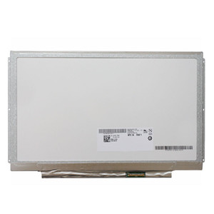 NOVO 13.3 polegada WXGA HD LED Glossy Laptop LCD Monitor de Substituição LED Slim N133BGE-L31 N133BGE-L32 40PIN