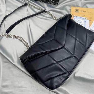 Designer Women Handbags Favor Crossbody Messenger Shapes Lou Pufer Chain Designer Bag Top Quality Burses Ladies Handbag #LSY2002261