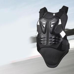 Chaqueta que compite con la motocicleta de motocross del cuerpo Volver Armour Spine protectora del engranaje del cuerpo armadura de la motocicleta de la Guardia de la espina dorsal
