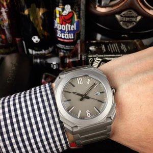 جديد ساعة اليد الياقوت 38 ملليمتر جودة سلسلة الرجال عالية bgo38c3ssd التلقائي المقاوم للصدأ الزجاج 102105 الصلب حزام الطلب الميكانيكية أكتوبر roxgc
